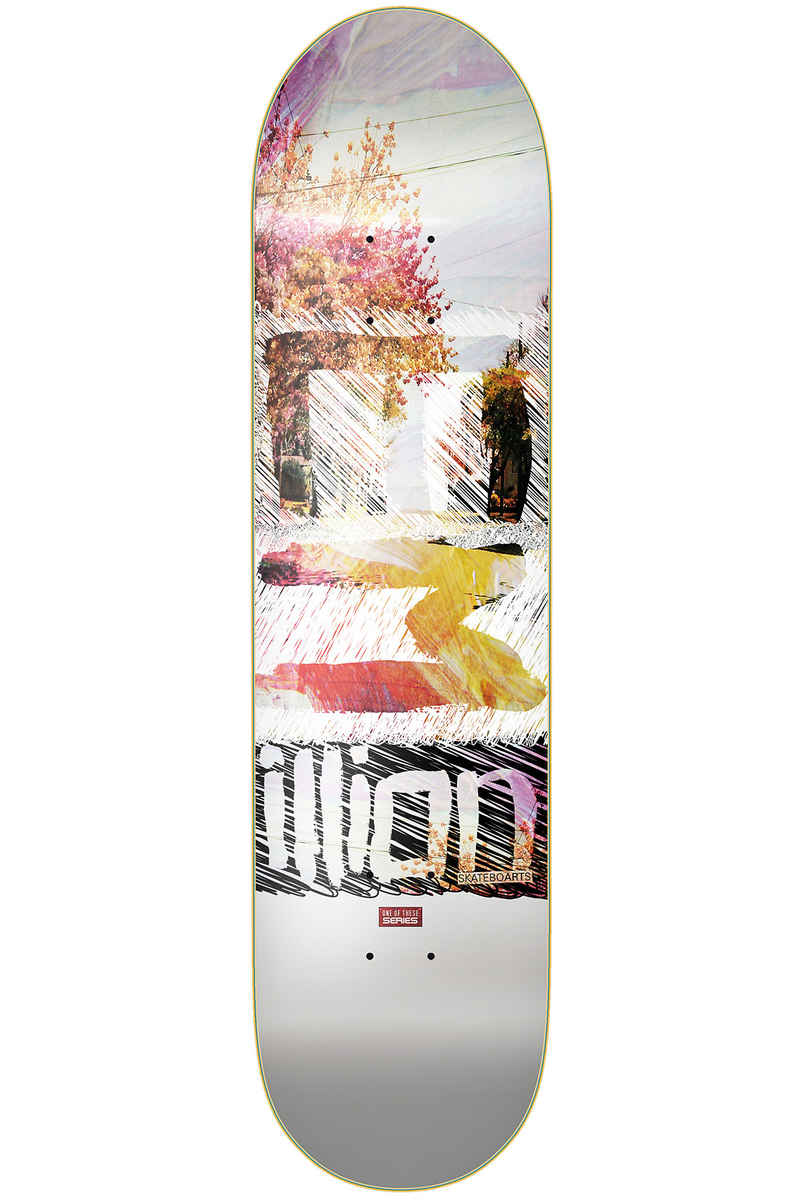 """EMillion One Of These 7.875"""" Planche Skate (multi)"""