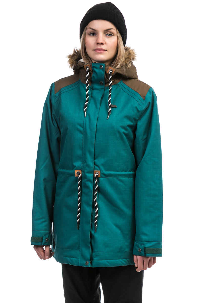 Horsefeathers Alesya Snowboard Jacket women (heather storm)