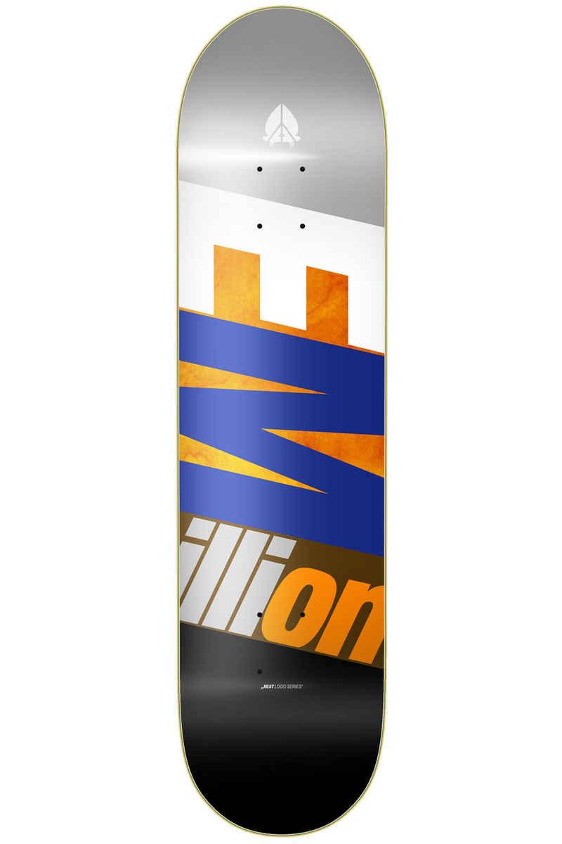 "EMillion Neat Logo 7.875"" Deck (multi)"