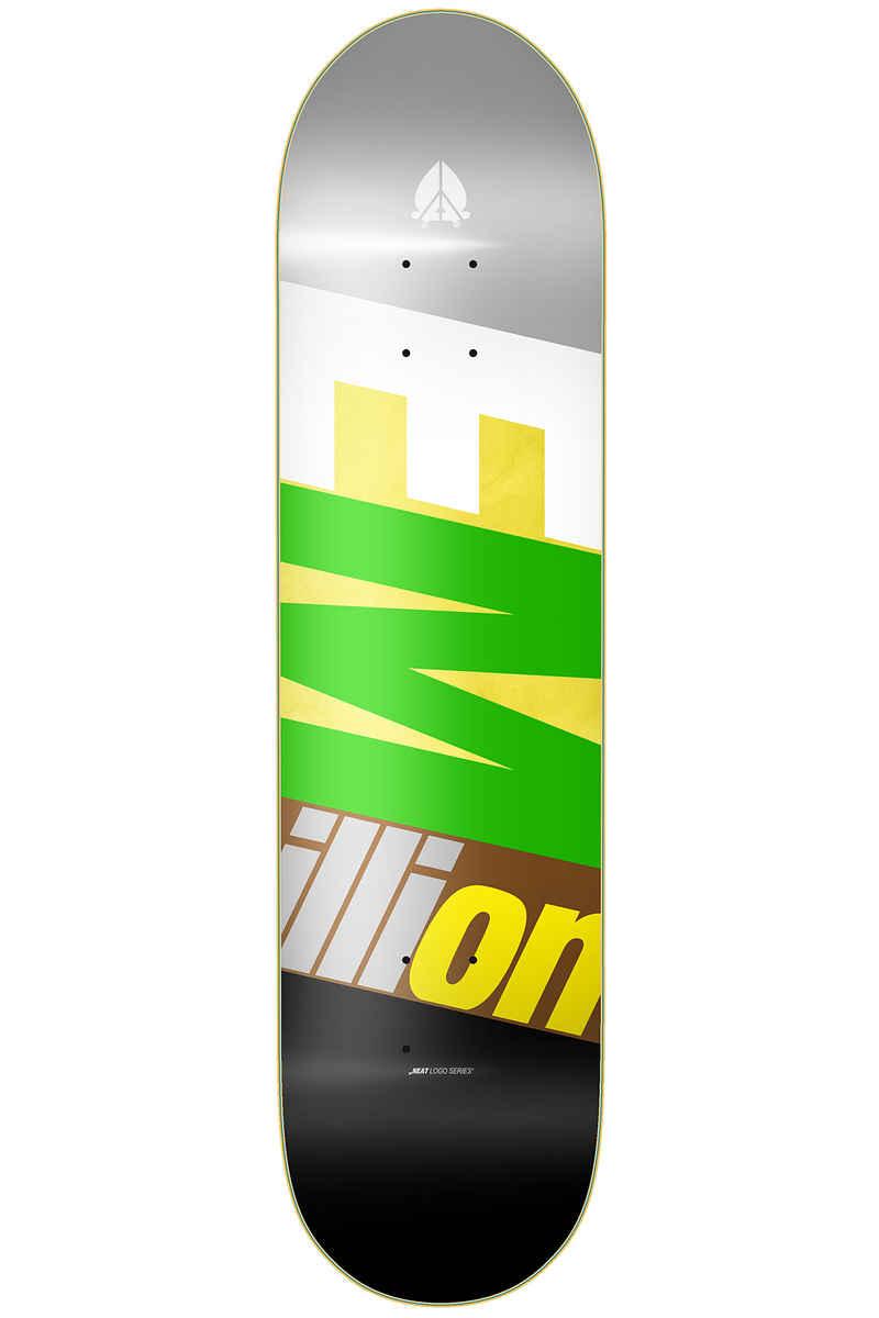 "EMillion Neat Logo 8"" Planche Skate (multi)"