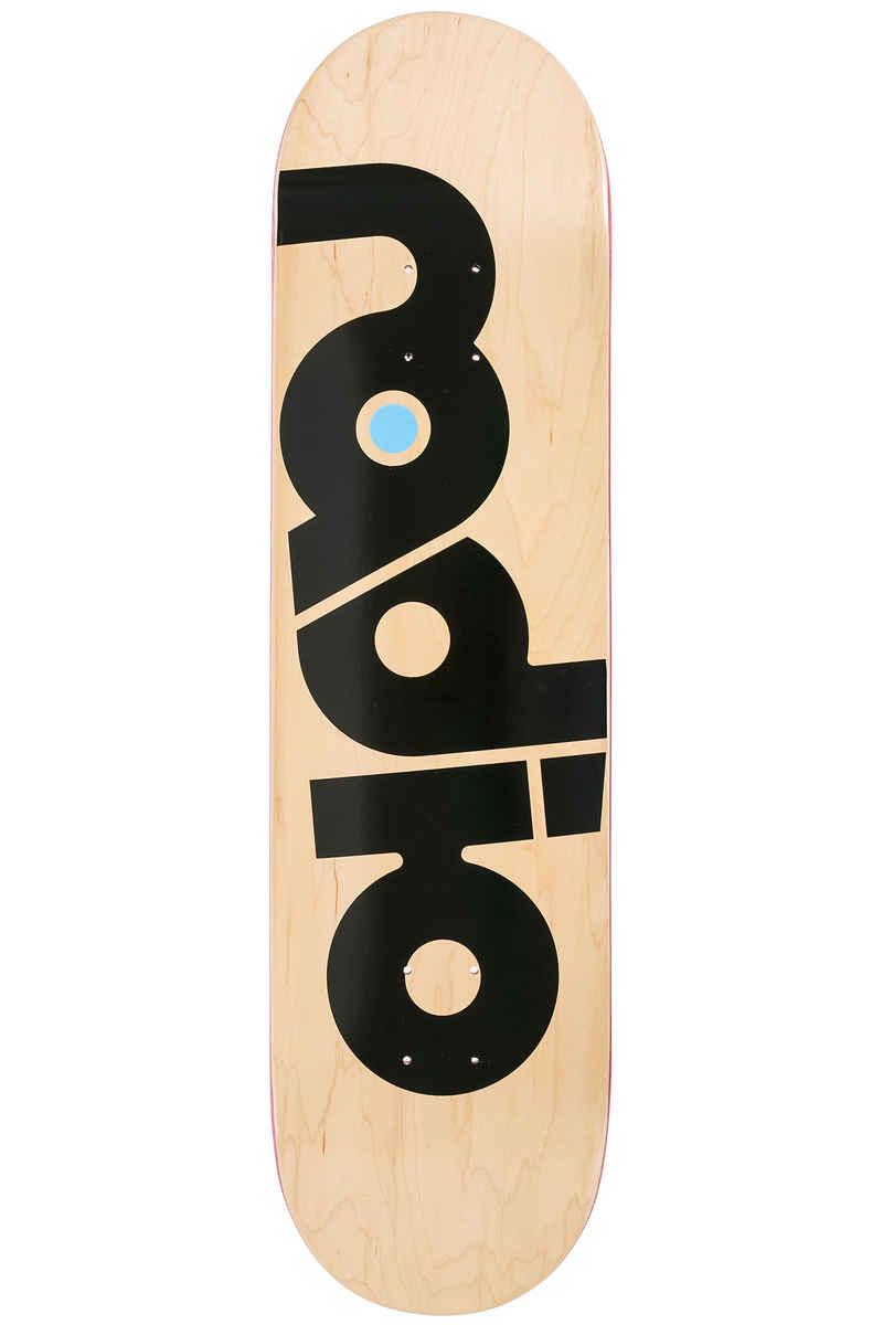 """Radio OG Logo 8.25"""" Tabla (wood)"""