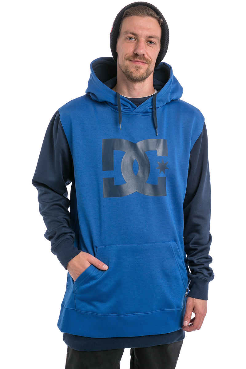 DC Dryden Snow Hoodie (insignia blue)