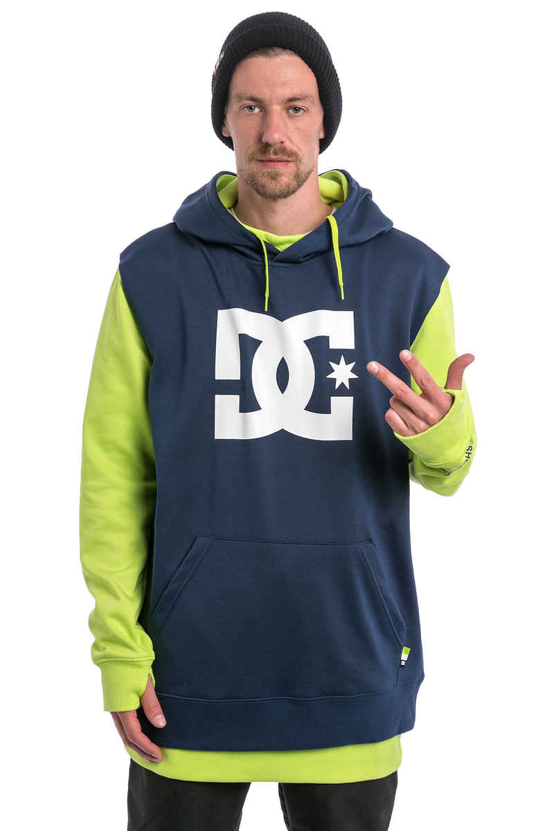 DC Dryden Snow Hoodie (tender shots)