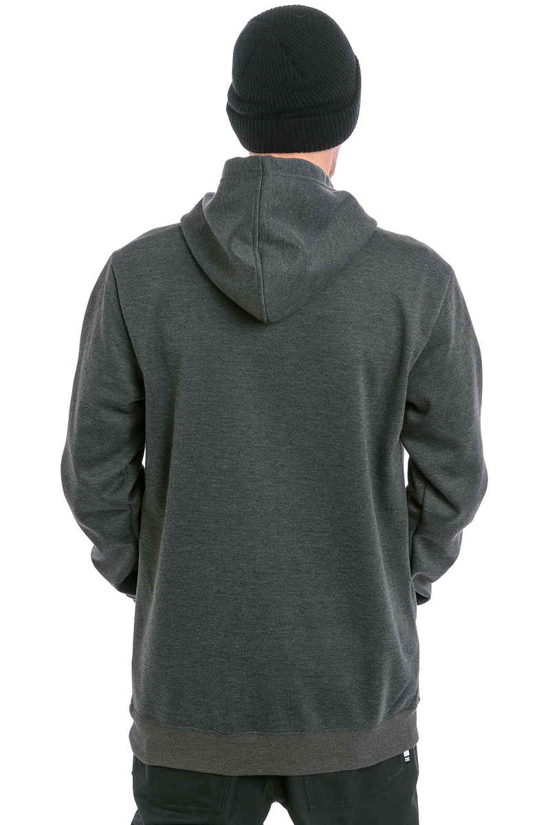 DC Snowstar Snow Hoody (dark shadow heather)