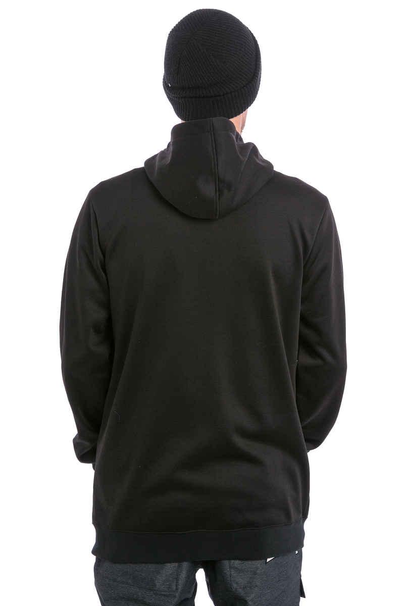 DC Snowstar Snow Zip-Hoodie (black)
