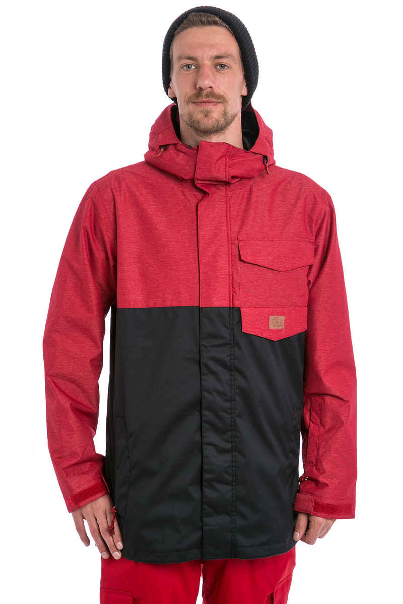 DC Merchant Snowboard Jas (chili pepper)