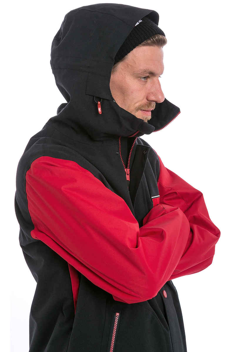 DC DCLA Snowboard Jacket (chili pepper)