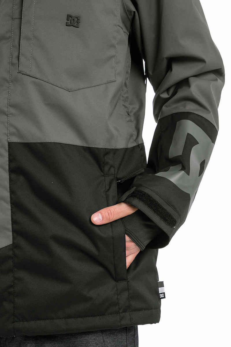 DC Defy Chaqueta Snow (dark shadow)