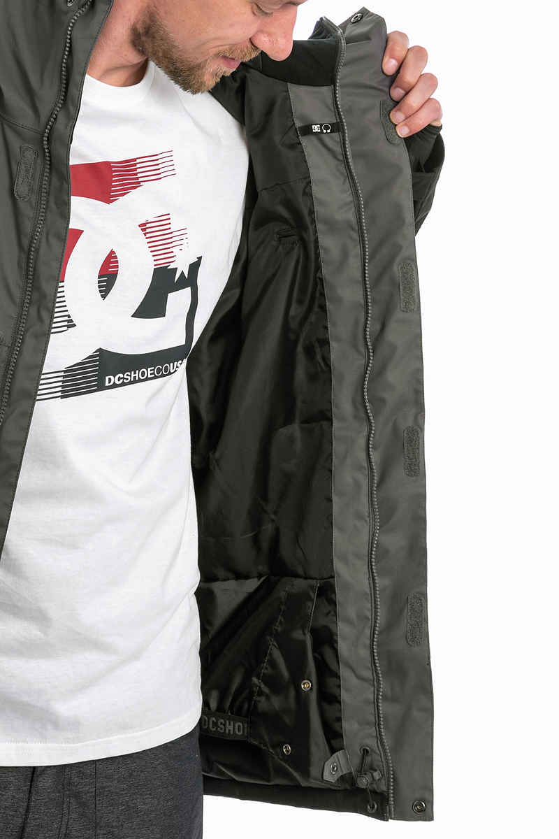 DC Defy Snowboard Jacket (dark shadow)