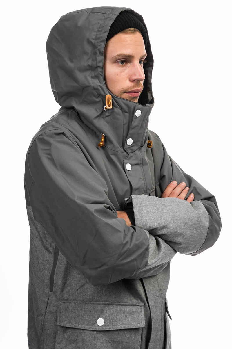 WearColour Horizon Snowboard Jacket (grey melange)