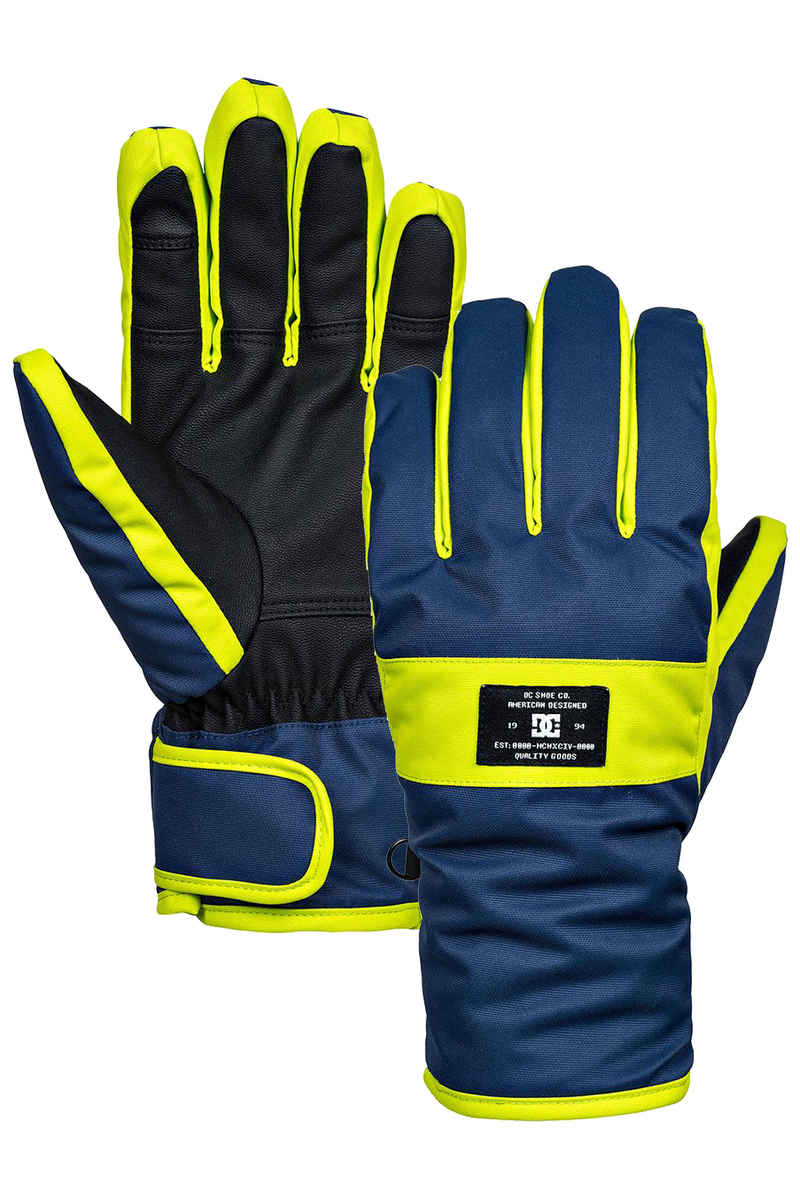 DC Franchise Gloves (insignia blue)