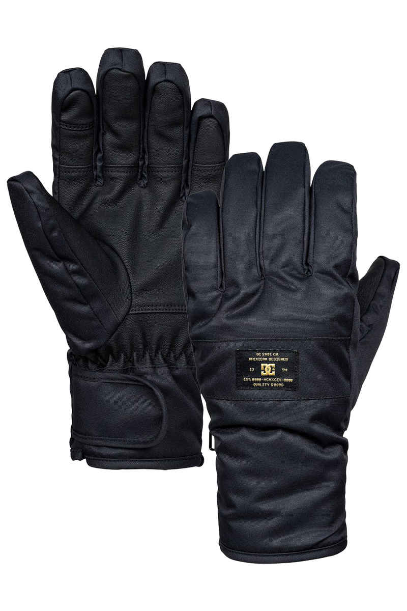 DC Franchise Gloves (black)