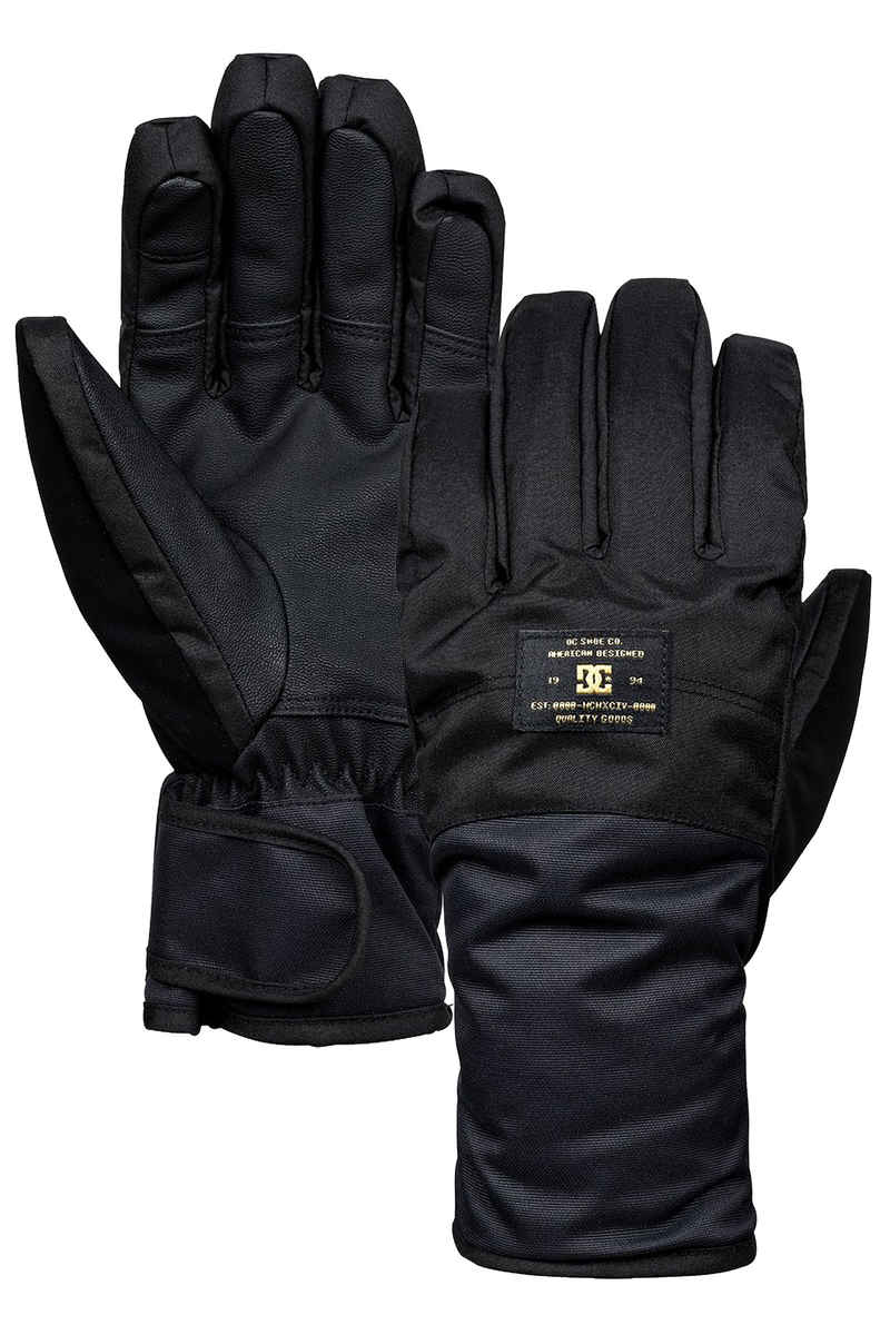 DC Franchise Gloves women (all black)