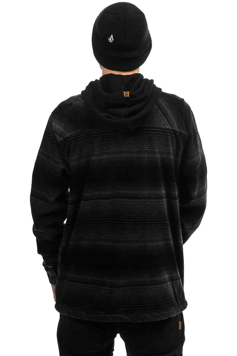 ThirtyTwo Filter Polar Snow Zip-Hoodie (carbon)
