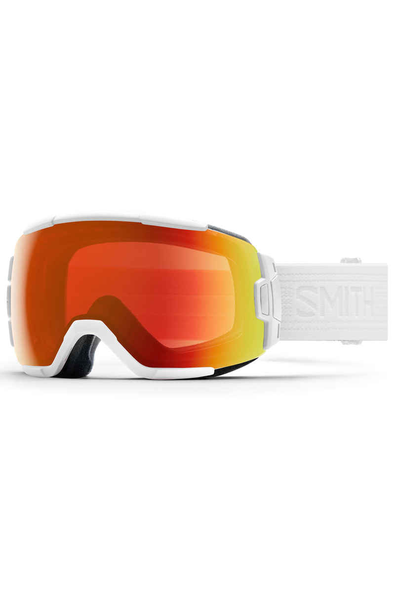 Smith Vice ChromaPop Goggles (whiteout red mirror)