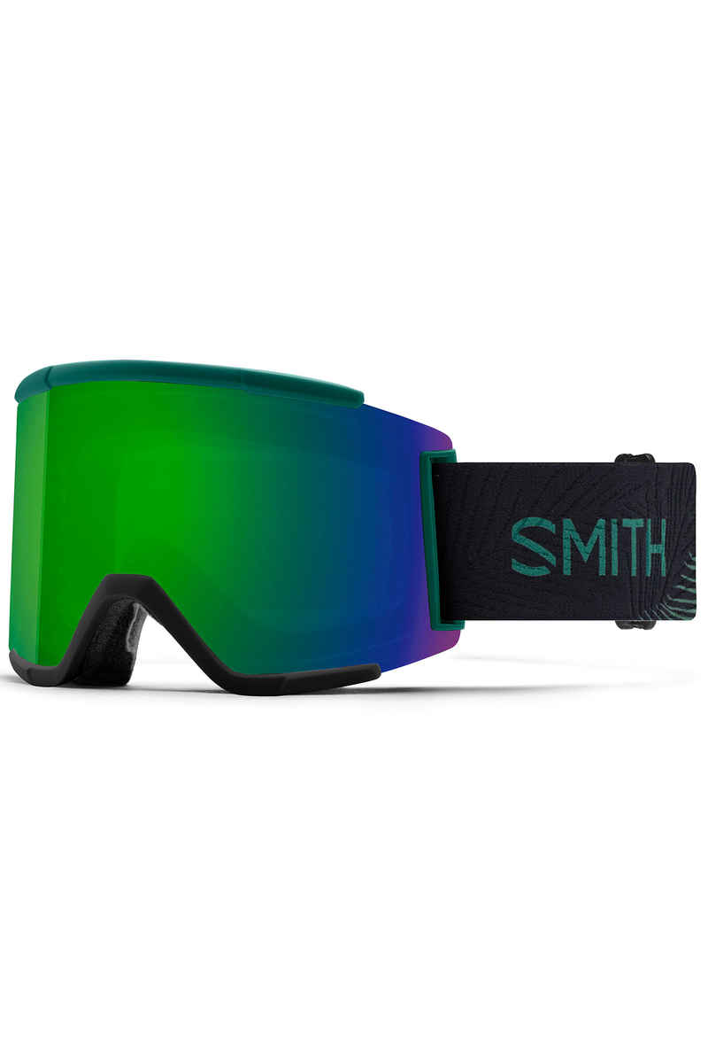 Smith Squad XL Louif ID ChromaPop Goggles (green mirror) incl. 2ème écran