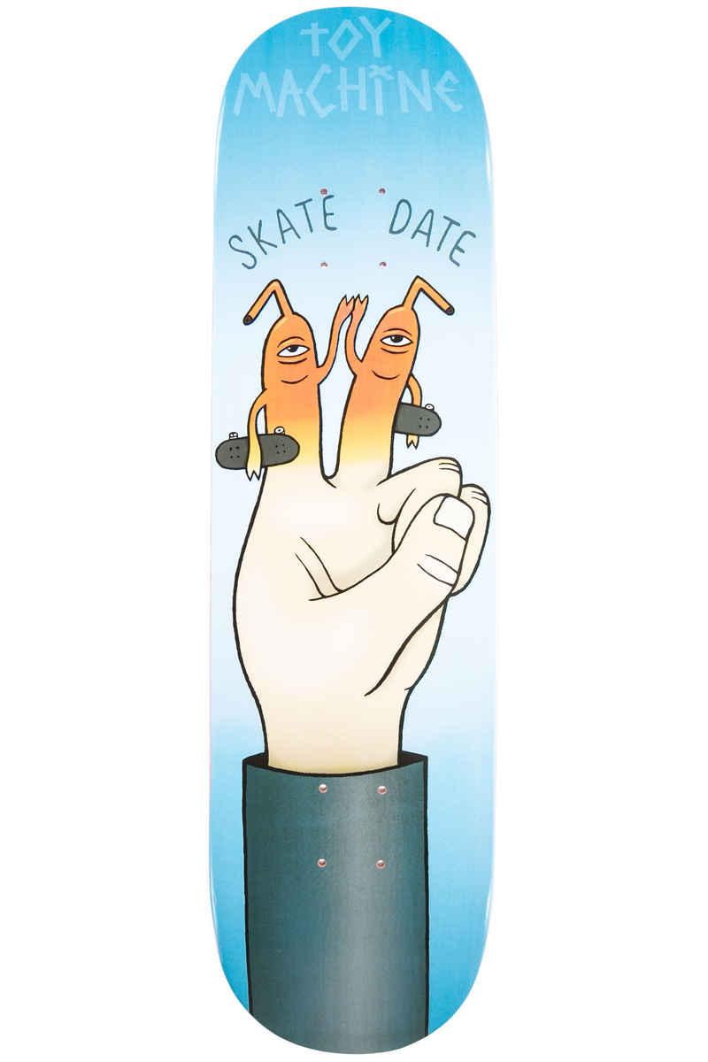 """Toy Machine Finger Puppet Skate Date 8"""" Tavola"""