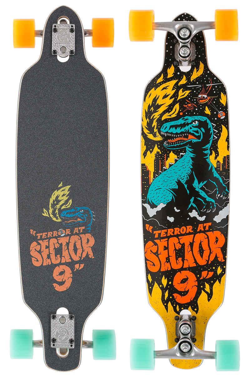 "Sector 9 Mini Fractal 34"" (86,4cm) Complete-Longboard"