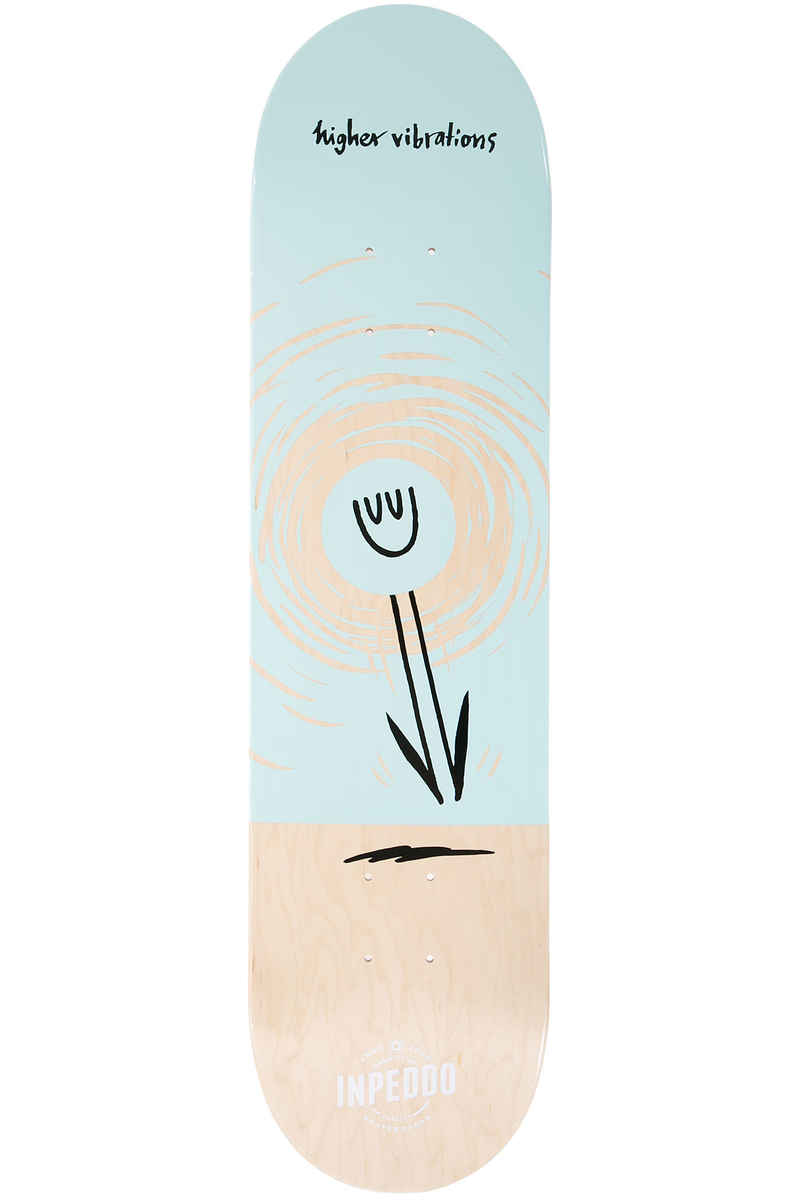 "Inpeddo Higher Vibrations 8.375"" Deck (wood)"