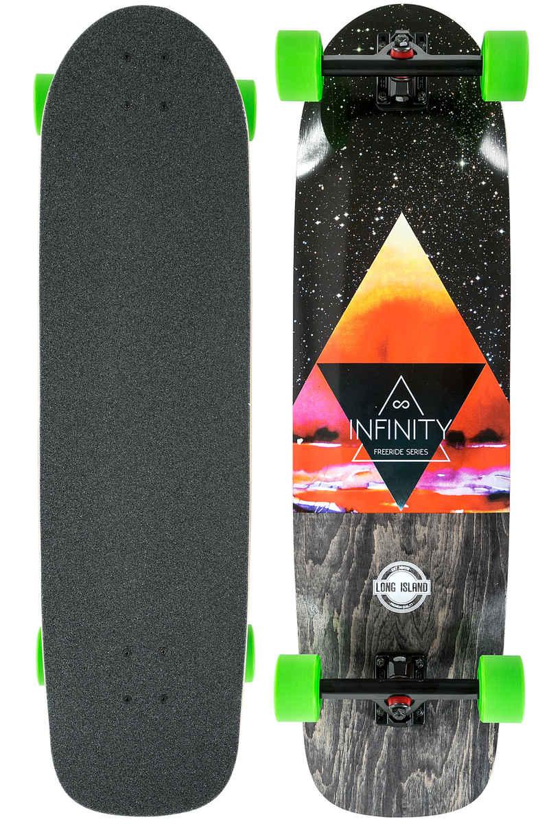 "Long Island Infinity 36"" (91,4cm) Longboard-completo"
