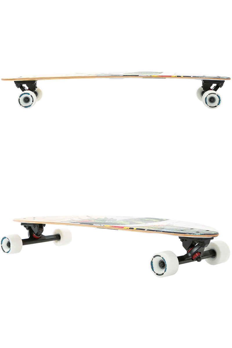 """Long Island Fitzy 35"""" (88,9cm) Longboard-Complète"""