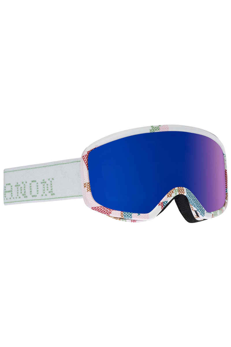 Anon Deringer Goggles women (like a boss blue cobalt)