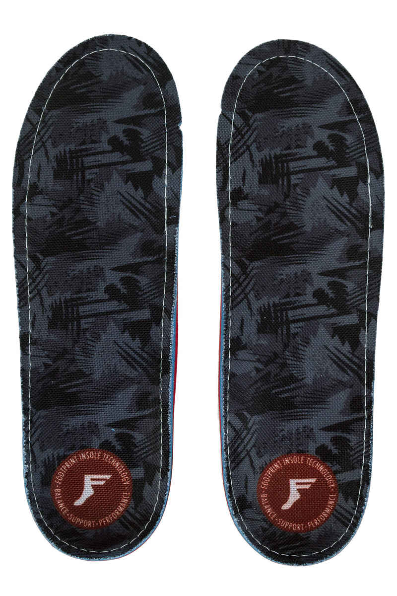 Footprint Camo Gamechangers Low Plantilla (grey)