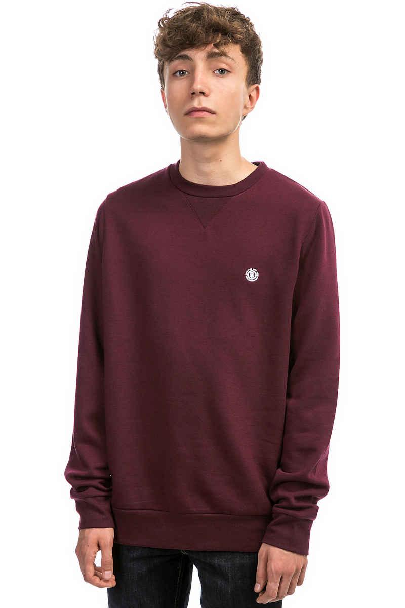 Element Cornell Sweatshirt (napa red)