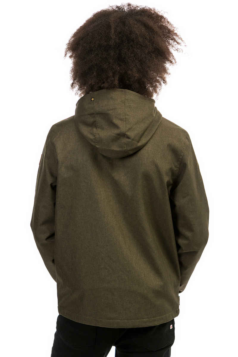 Element Alder Jacke (moss green)