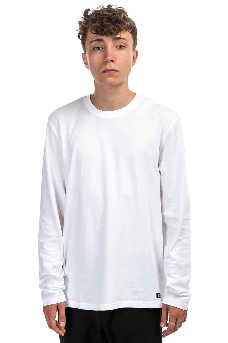 Element Basic Longsleeve (optic white)