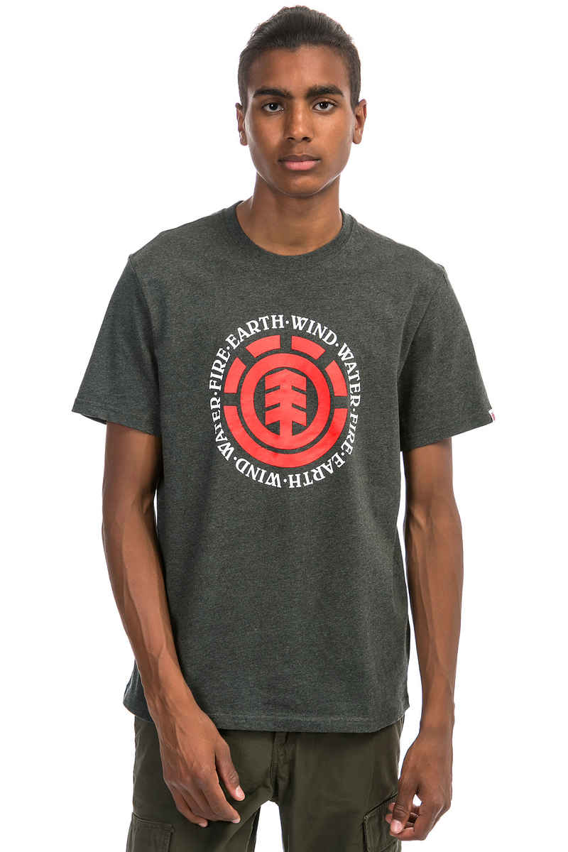 Element Seal T-Shirt  (charcoal heather)
