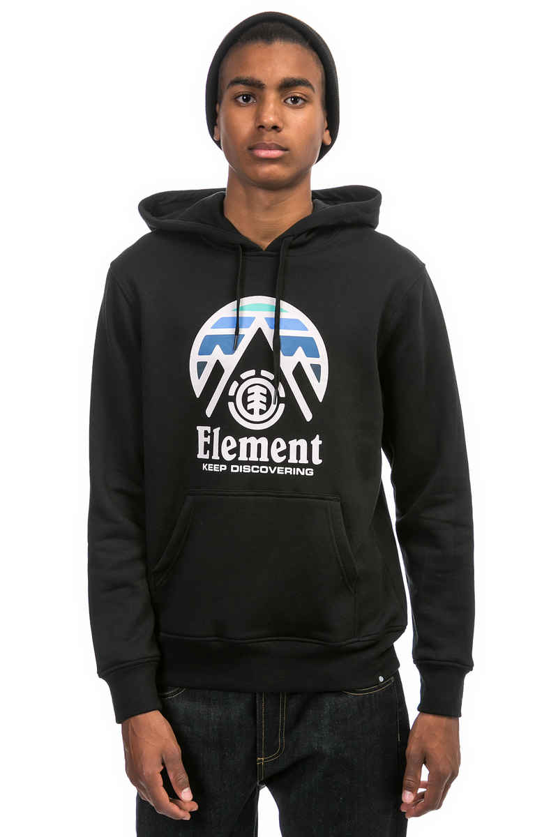 Element Tri Tip Hoodie (flint black)