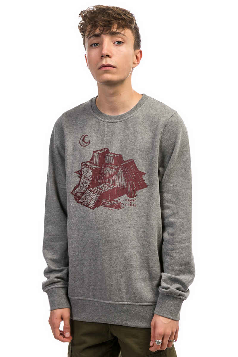 Element Ramps Sweatshirt (grey heather)