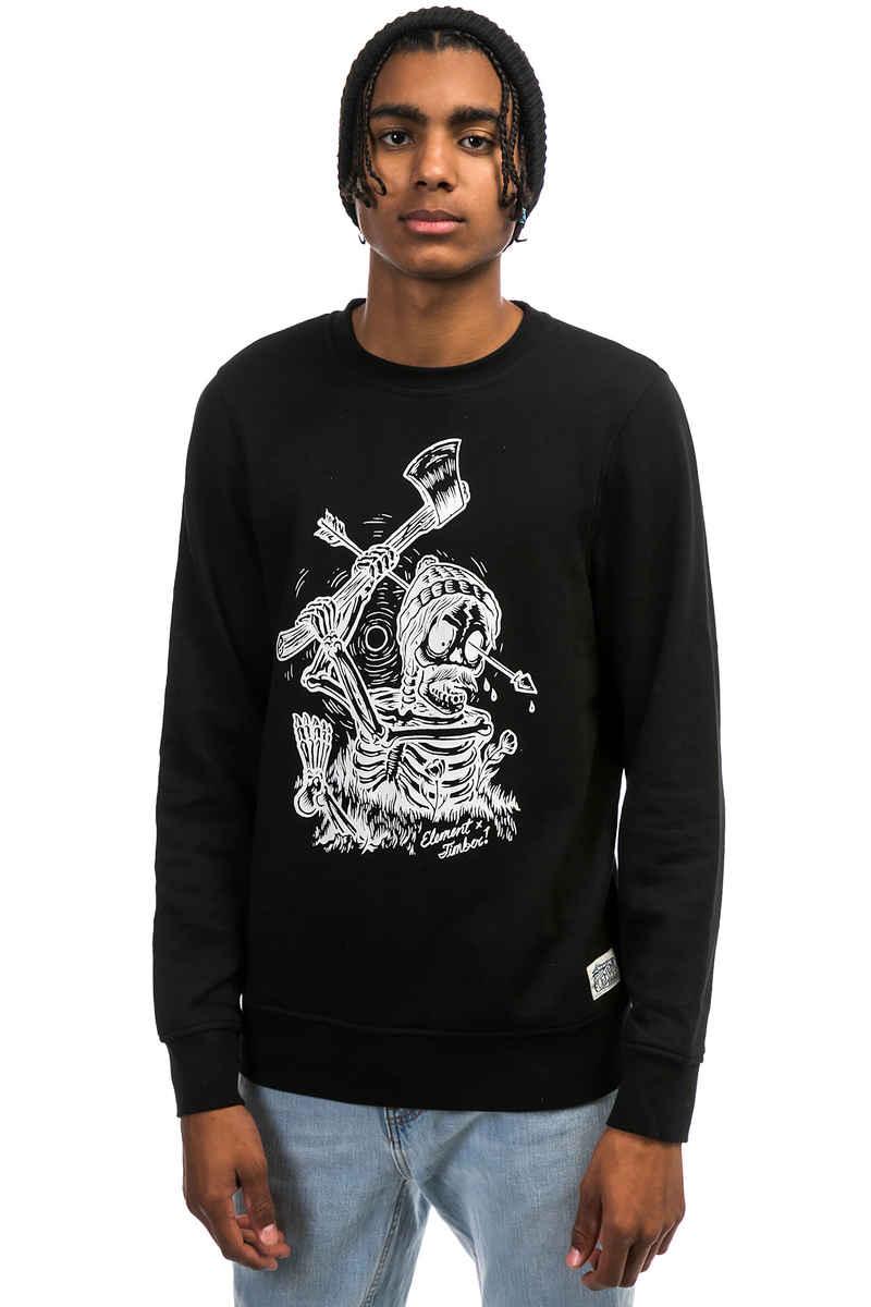 Element Grounded Sweatshirt (flint black)