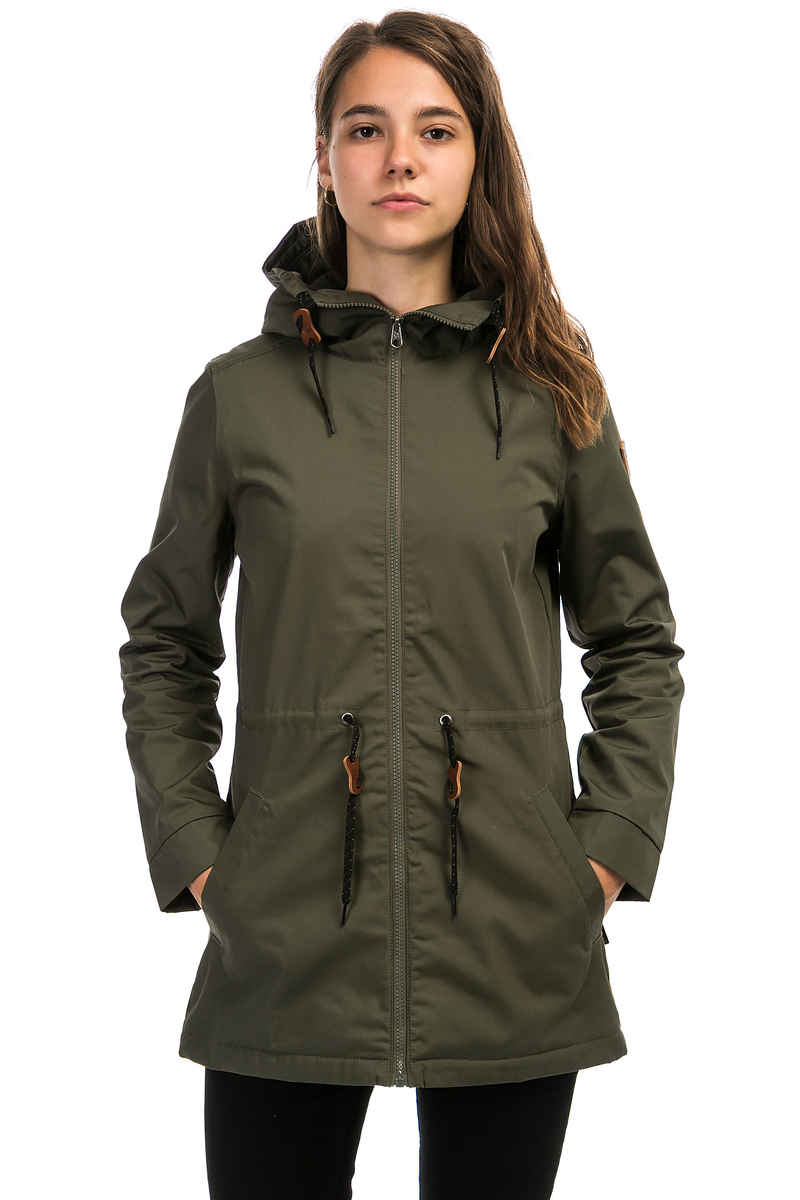 Element Wynn Jacket women (moss green)