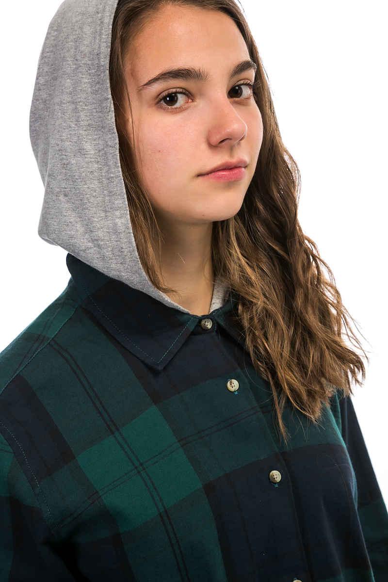 Element Worn Camicia mit Kapuze women