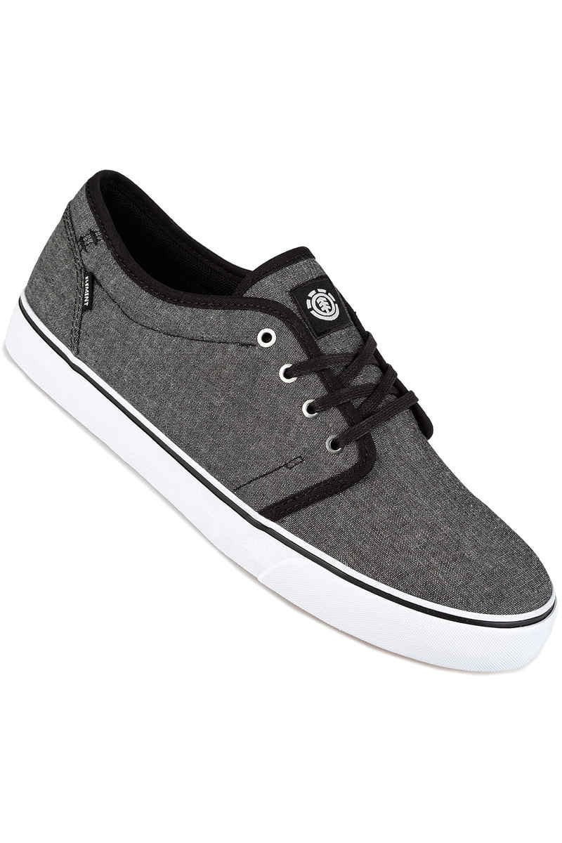 Element Darwin Chaussure (black chambray)