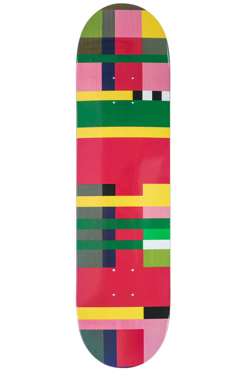 "Trap Skateboards Gunta Stölzl Wool Rug 8.125"" Deck (multi)"