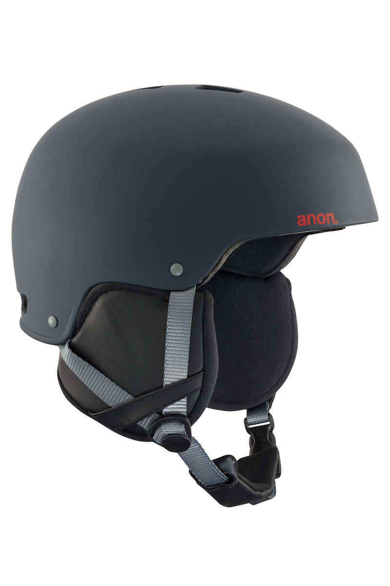 Anon Striker Neige-Casque (gray)