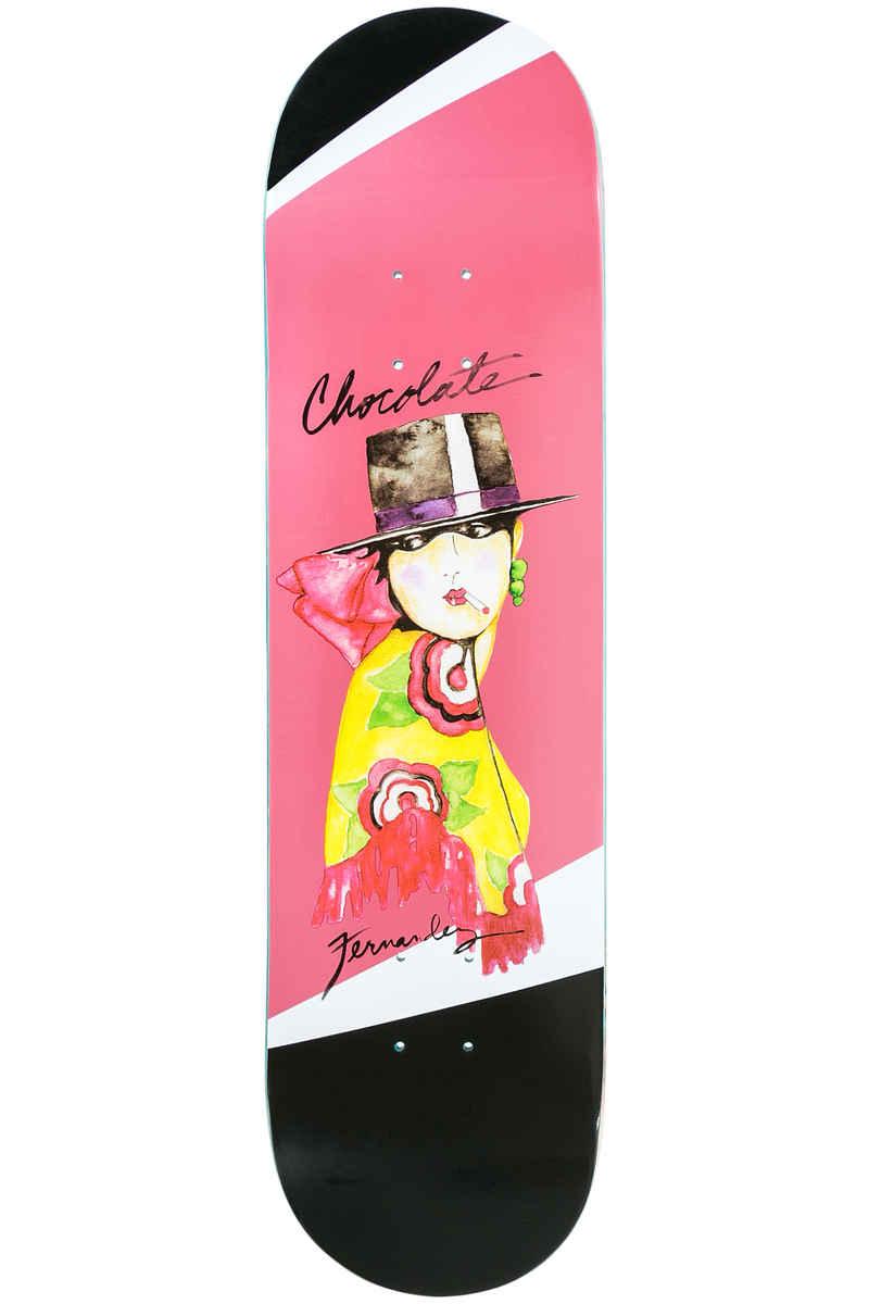 "Chocolate Fernandez One-Off Bolero 8.125"" Deck (multi)"
