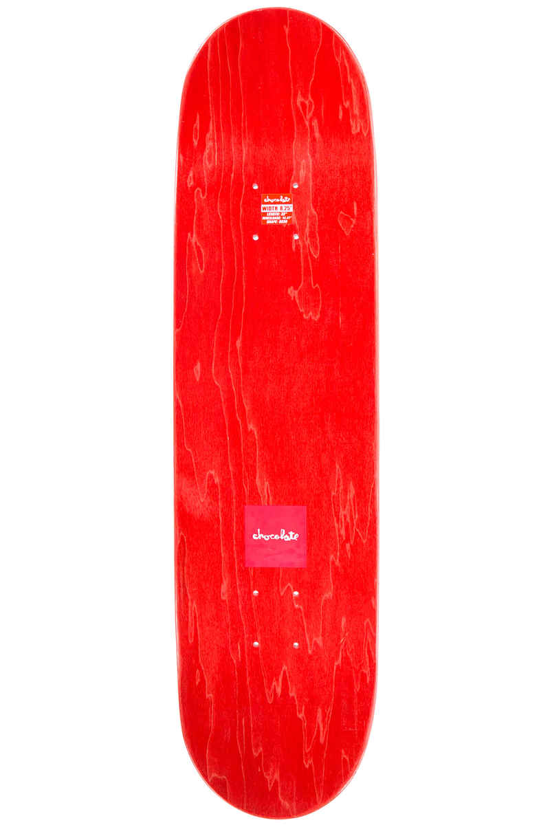 "Chocolate Hsu One-Off American Race 8.25"" Deck (pink)"