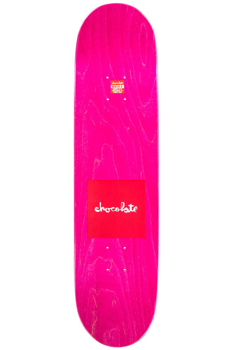 "Chocolate Roberts One-Off Lacrob 8"" Deck (multi)"