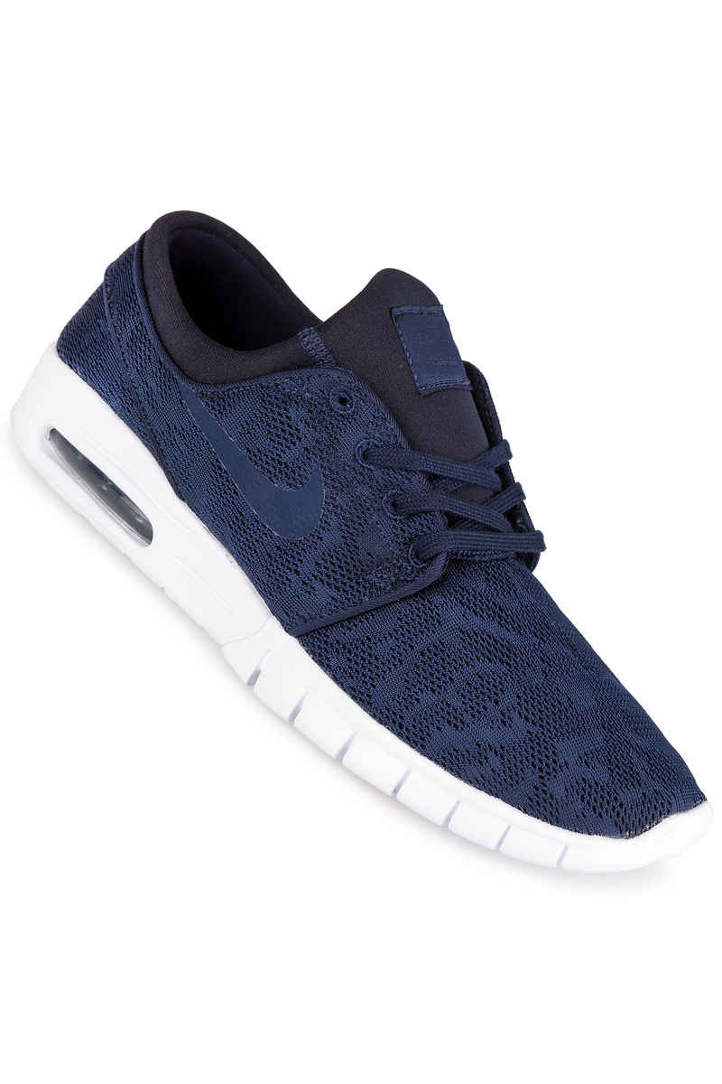 quality design c2b0c 5790c Nike SB Stefan Janoski Max Chaussures pour Homme, (Thunder Blue Black-Gum