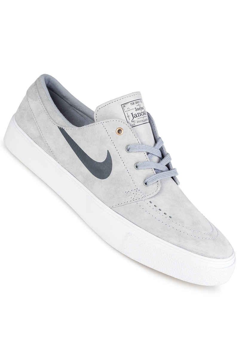 Nike SB Zoom Stefan Janoski Premium HT Zapatilla (wolf grey dark grey)