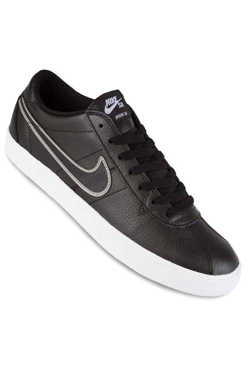 Nike SB Zoom Bruin Premium SE Schuh (black black metallic pewter)