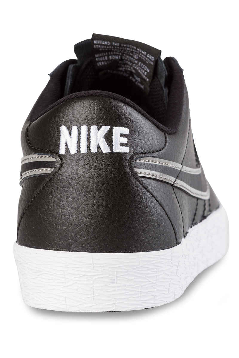 Nike SB Zoom Bruin Premium SE Chaussure (black black metallic pewter)