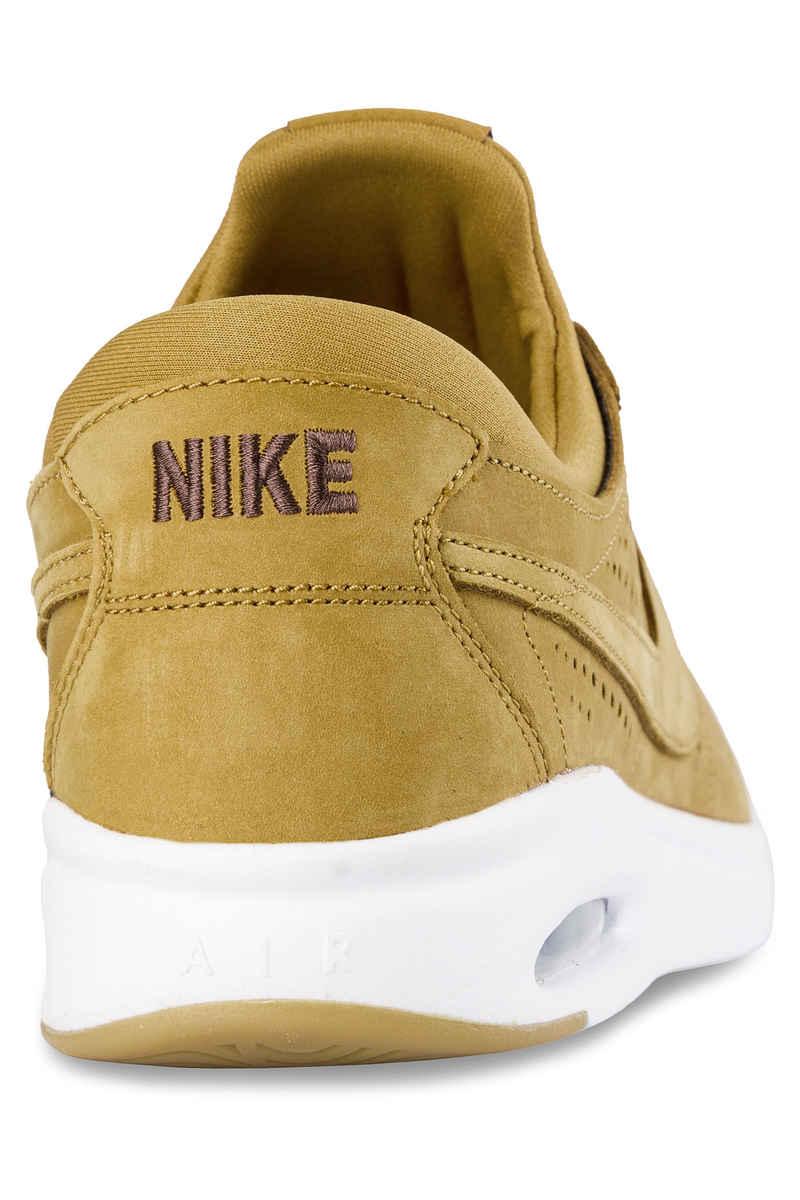 Nike SB Air Max Bruin Vapor Leather Schuh (wheat baroque brown)
