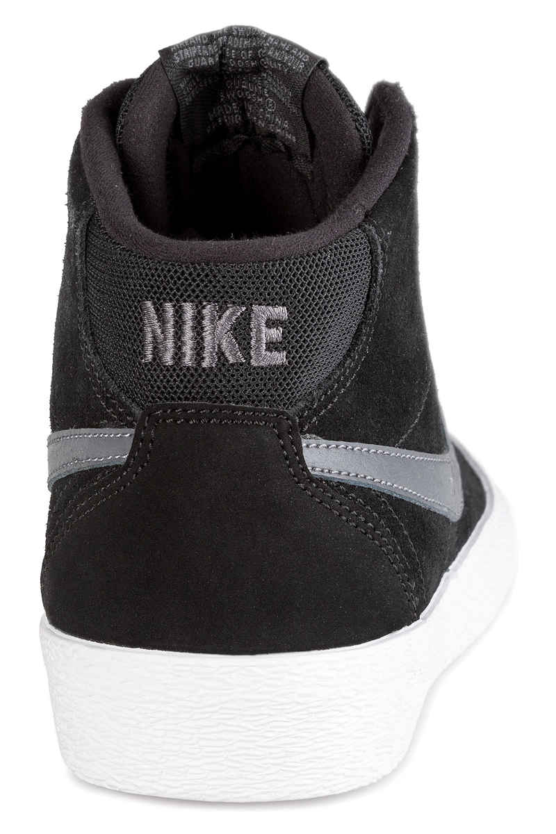 Nike SB Bruin High Schuh women (black dark gey)