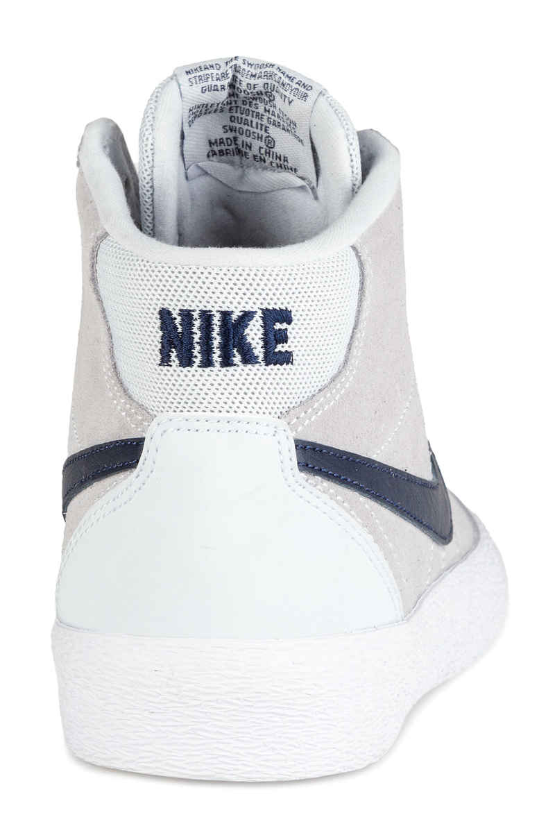 Nike SB Bruin High Chaussure women (pure platinum obsidian)