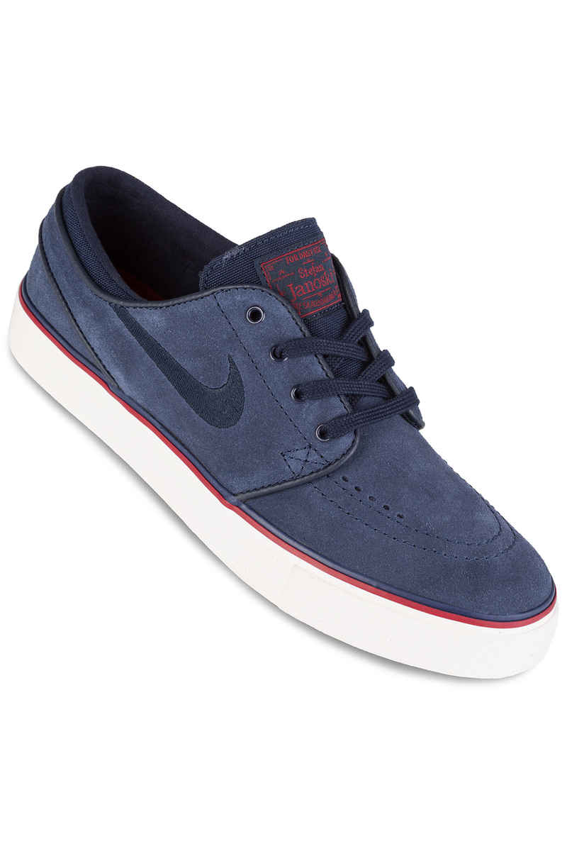 Nike SB Zoom Stefan Janoski Chaussure women (obsidian team red)